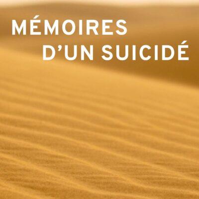 Couverture du livre : Mémoires d'un suicidé