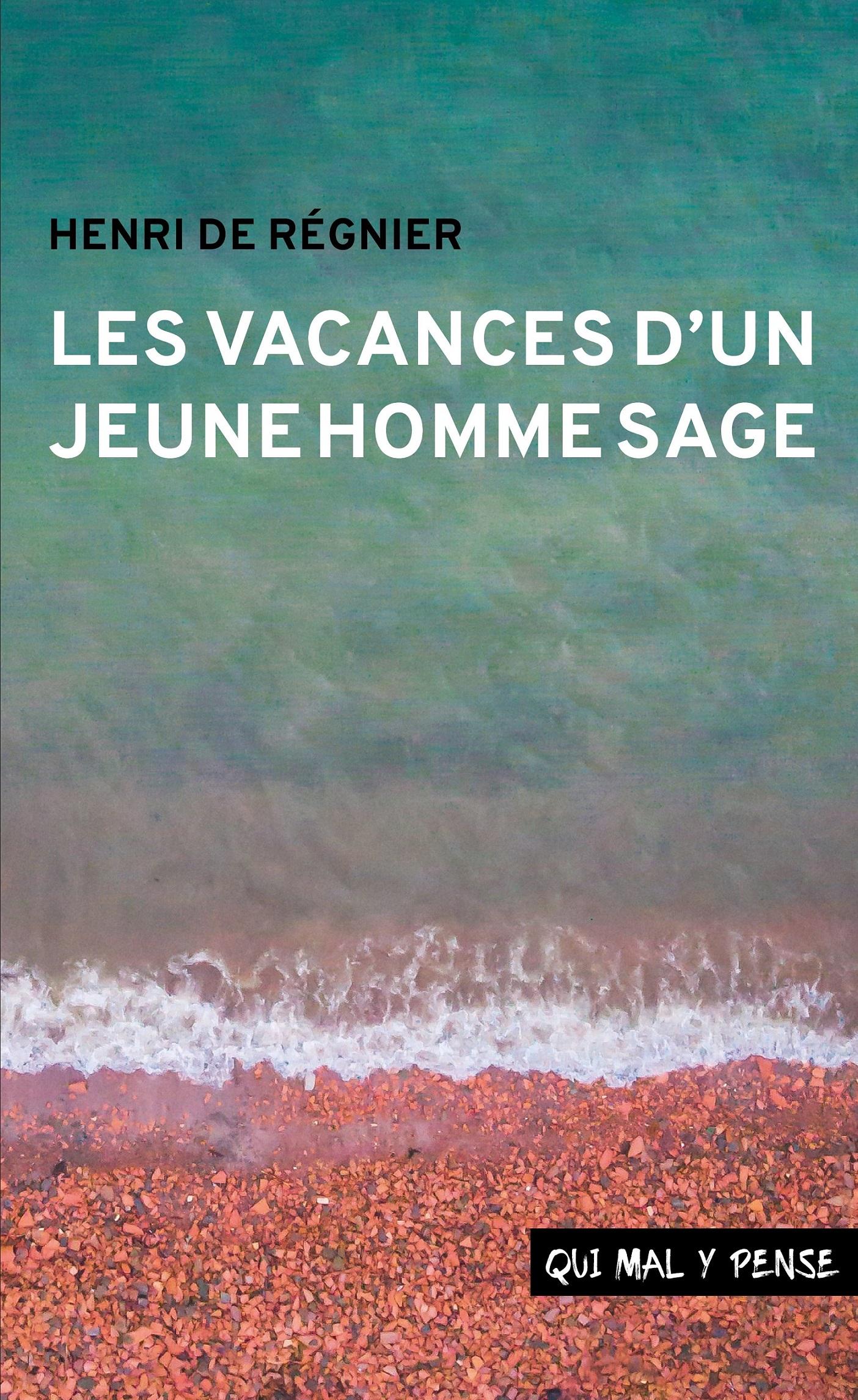 Couverture du roman d'Henri de Régnier
